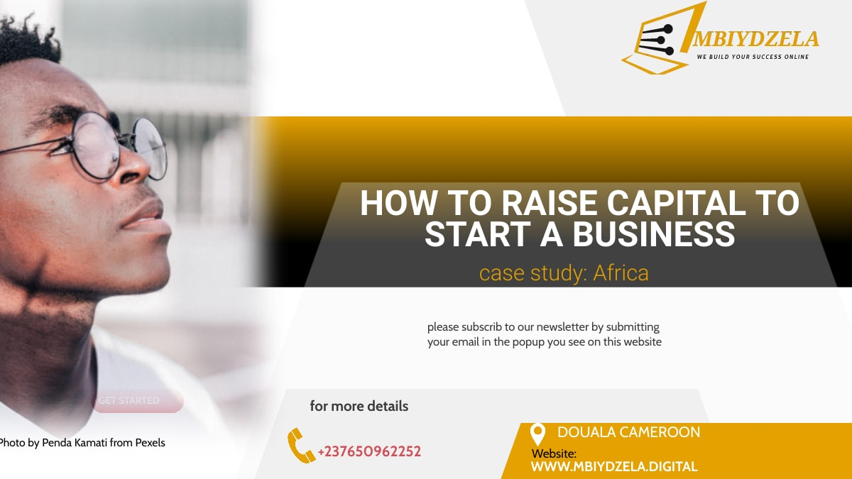 How to raise capital to start up a business